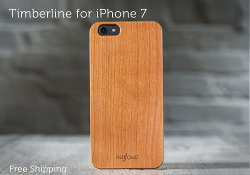IPhone 7 Case - Timberline Wood IPhone 7 Case