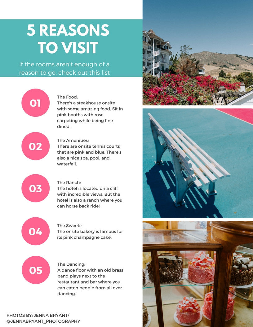 5 reasons to visit