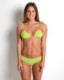 Cinched Bottoms | Lime