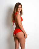 Cinched Bottoms | Coral