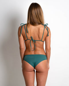 Cinched Bottoms | Teal