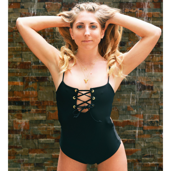 Anderson One Piece | Black
