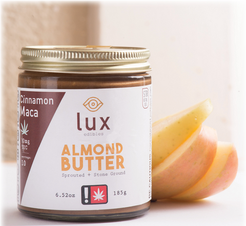 Oregon Leaf - Lux Almond Butter Product Review