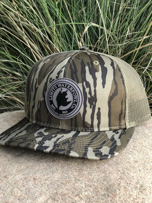 Bottomland PVC Patch-hat-limit-Limits Waterfowl Co.