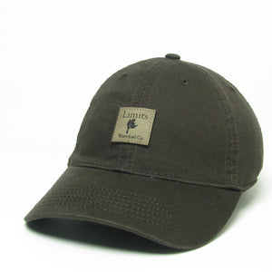 Brown Dad Hat-hat-Limits Waterfowl Co.-Limits Waterfowl Co.