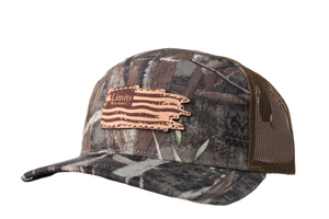 Realtree Max-5 Trucker Hat-hat-Limits Waterfowl Co.-Limits Waterfowl Co.