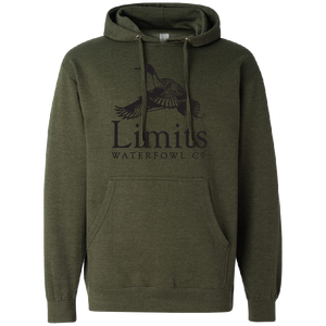 Sailing Pintail Hoodie-hoodie-Limits Waterfowl Co.-Limits Waterfowl Co.