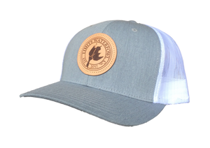 Youth Leather Patch Logo Hat-hat-Limits Waterfowl Co.-Limits Waterfowl Co.