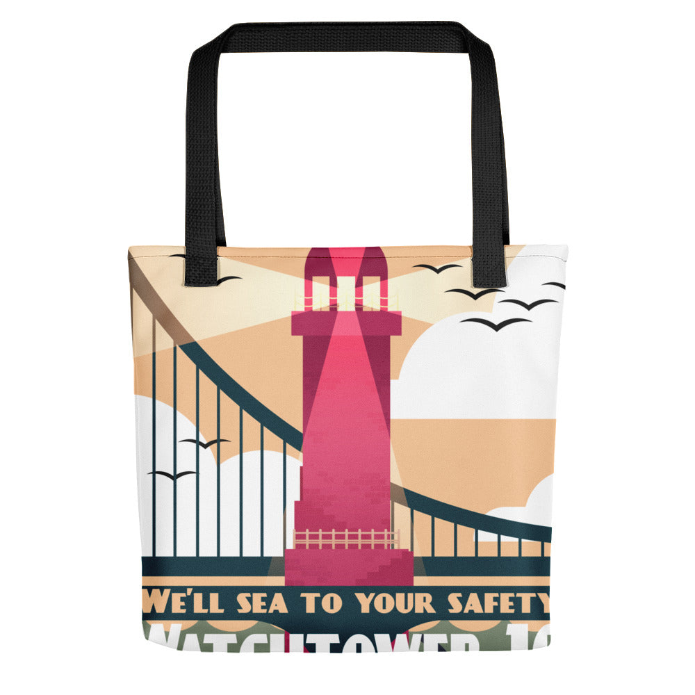 Watchtower 10 Tote