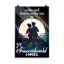 Transcontinental Hotel Poster