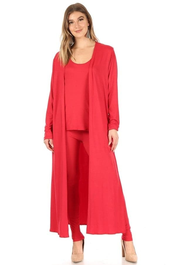 Red Duster 3 PC Set
