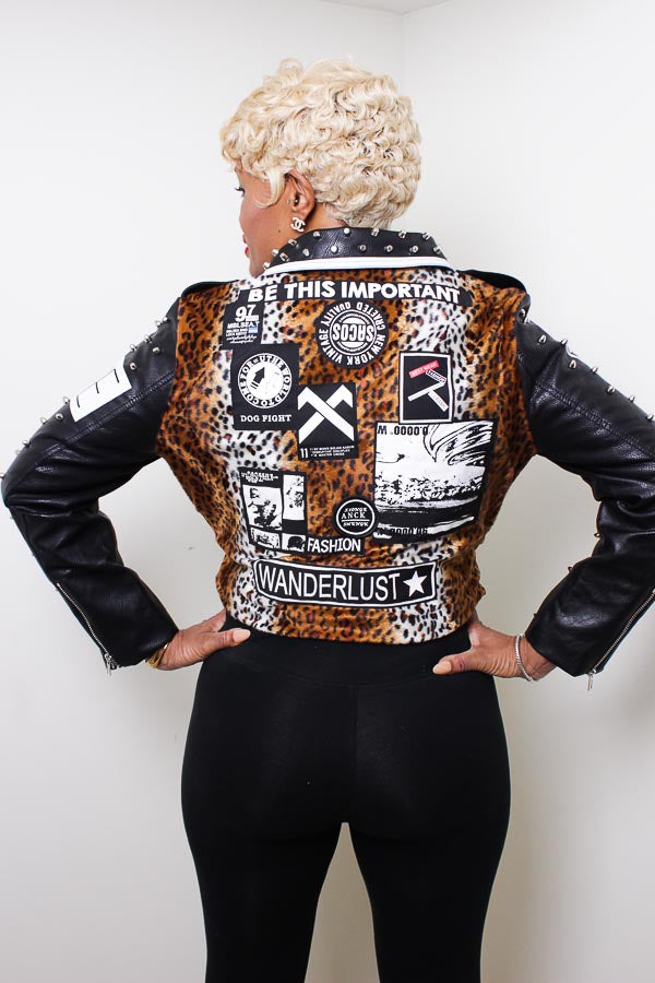 MJ Motorcycle Jacket
