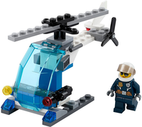lego city, 30351, Police Helicopter, polybag