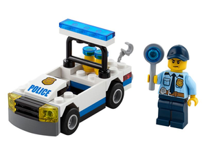 Lego City Police Car polybag set 30352