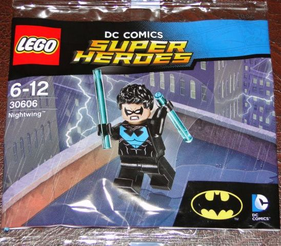 Lego DC Nightwing, polybag, 30606