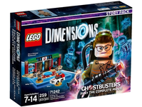 71242 Lego Dimensions Ghostbusters story pack
