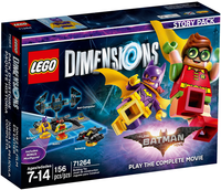 lego dimensions Story pack set 71264 the Lego Batman movie