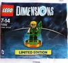 Lego Dimensions Green Arrow polybag