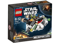 lego, star wars, the ghost, set 75127