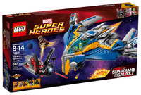 lego, set 76021, The Milano Spaceship Rescue,