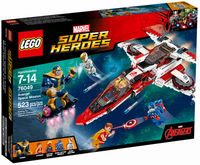 Lego 76049 Avenjet Space Mission