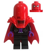 The Lego Batman Movie cmf Red Hood - coltlbm11