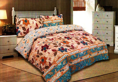 COTTON QUILT COVER SETS