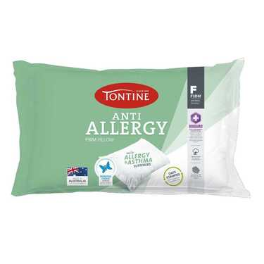 TONTINE ANTI ALLERGY MEDIUM PILLOW