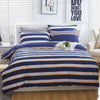500 THREAD COUNT 100% COTTON PRINTED QUILT COVER SET WITH PILLOW CASES - Next Linen