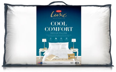 TONTINE LUXE COOL COMFORT PILLOW FIRM & HIGH - Next Linen
