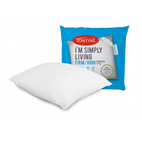 TONTINE I'M SIMPLY LIVING EURO PILLOW - Next Linen