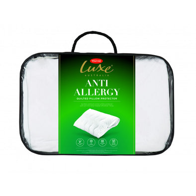 TONTINE LUXE ANTI ALLERGY PILLOW PROTECTOR - Next Linen
