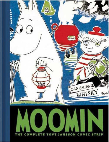 MOOMIN: THE COMPLETE TOVE JANSSON COMIC STRIP: VOL 3