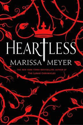 M. Meyer - HEARTLESS - SIGNED Hardcover