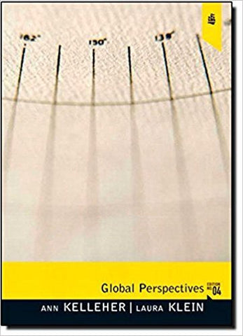 A. Kelleher & L. Klein - GLOBAL PERSPECTIVES - Paperback