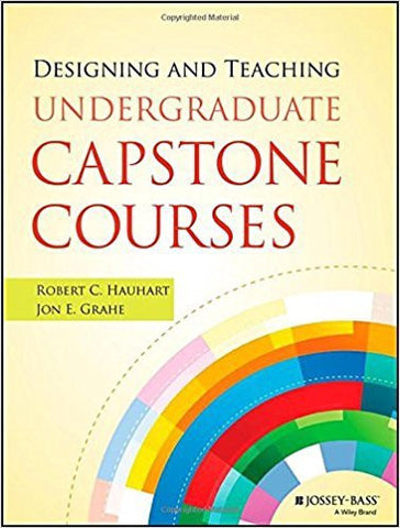 J.E. Grahe - DESIGNING AND TEACHING UNDERGRADUATE CAPSTONE COURSES - Paperback