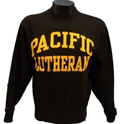 PACIFIC LUTHERAN CREW BLACK STAPLE