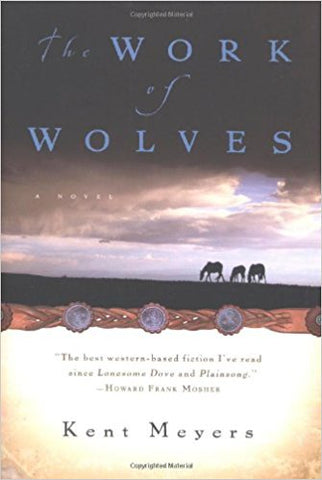 K. Meyers - THE WORK OF WOLVES - Paperback