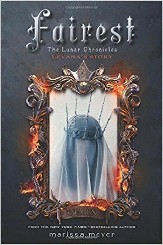 FAIREST: LUNAR CHRONICLES - Hardcover