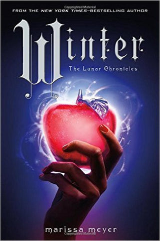 M. Meyer - WINTER: LUNAR CHRONICLES 04 - SIGNED Hardcover