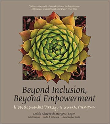 MFTH 504 REQUIRED TEXTBOOK - BEYOND INCLUSION, BEYOND EMPOWERMENT - Paperback