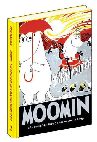 MOOMIN THE COMPLETE TOVE JANSSON COMIC STRIP: VOL 4