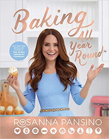R. Pansino - BAKING ALL YEAR ROUND:  HOLIDAYS & SPECIAL OCCASIONS - Hardcover