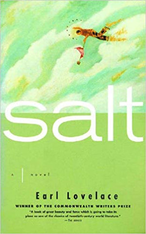 E. Lovelace - SALT - Paperback