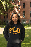 MOM QUARTER ZIP PLU BLACK STAPLE