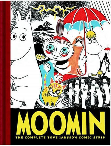 MOOMIN THE COMPLETE TOVE JANSSON COMIC STRIP: VOL 1