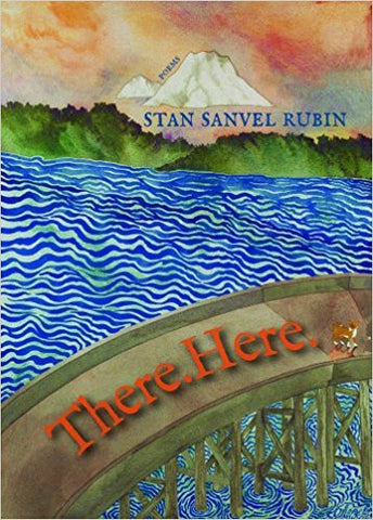 S. Rubin - THERE. HERE. : POEMS - Paperback