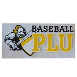 PLU KNIGHT SPORT RECTANGLE DECAL