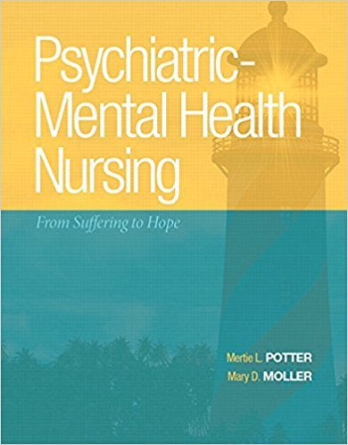Psychiatric Mental Health Nursing From Suffering To Hope