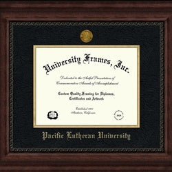 DIPLOMA FRAME EXECUTIVE MEDALLION 8.5X11